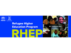 【2022年度募集開始】UNHCR難民高等教育プログラム【8/6締切】