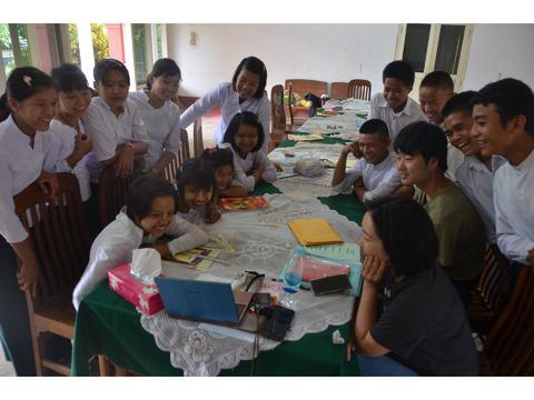 【募集を終了しました】ミャンマー事業有償インターン(佐賀県)募集