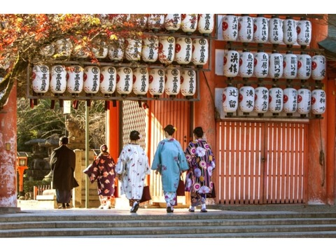 【京都】地元の人がいきたい穴場の京都