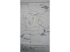 パンフレットと地図(希望ヶ丘)