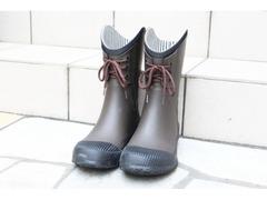 雨の日はどんな靴を履きますか?