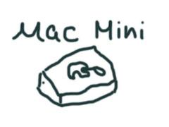 Mac mini (Pro) 2018