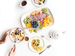 お料理の栄養素が測れる栄養素計