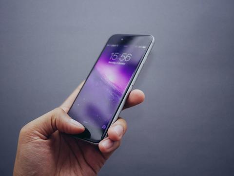 すべての鍵になるスマートフォン