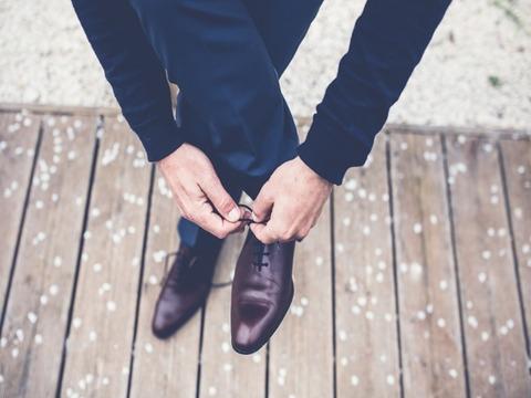 外出先で好きな靴を短時間レンタルできるお店
