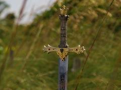 組み立て式の西洋剣模造刀