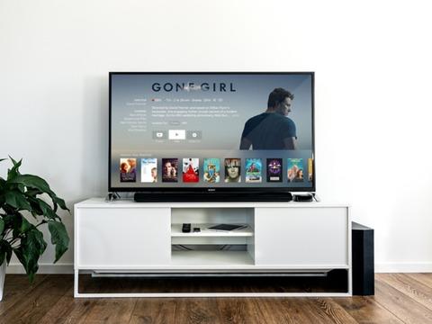 画面タッチが出来るテレビ