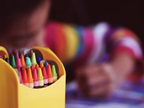 持ってるだけで上手に絵や文字がかける鉛筆