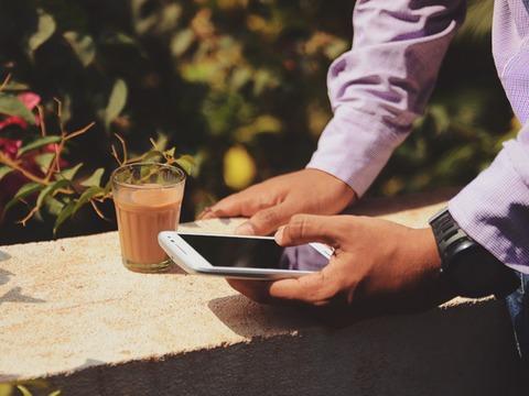 アリバイ携帯