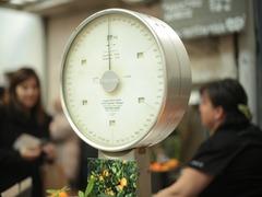 トイレ型体重計