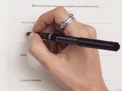 『手書きメモ』を活字化・管理するアプリ