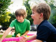 子供が時間を守りたくなるゲームアプリ