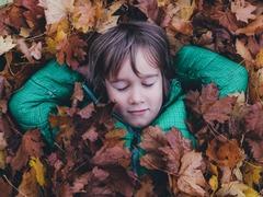 子供が横になったらすぐ寝れる布団