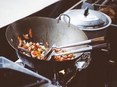 メモリ付き鍋