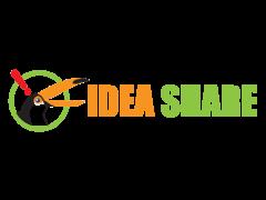 アイデアシェアのロゴが出来ました!