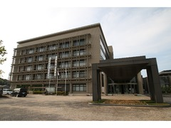 精華町役場の写真