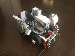 ロボットの写真です