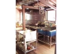 根津の古民家シェアハウス兼フランス菓子屋 アトリエ22畳 リビング20畳
