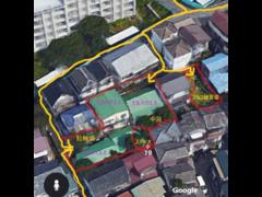 シェアハウス・東京都内のスタジオとゴルフ付きヒルハウス