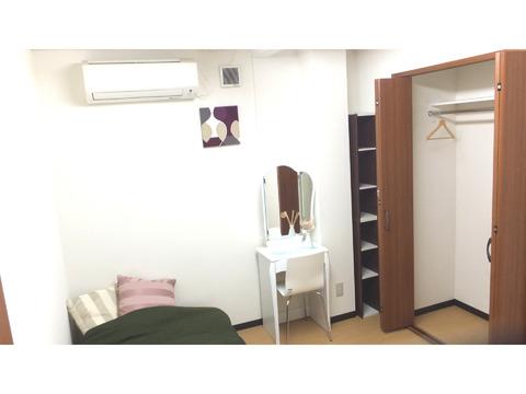 ☆JR日暮里駅4分駅近女性専用シェアハウス☆