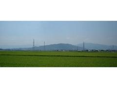 津の六甲山「長谷山」